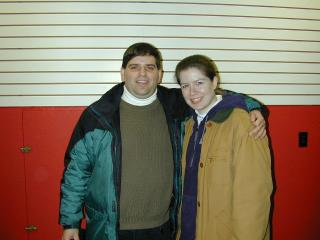 Dave Aiello and Kathleen Kuykendall