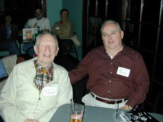 Bud Maasch and Jim Odell